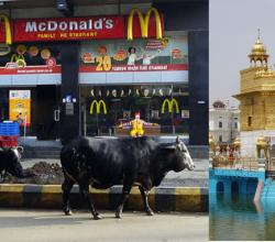 McDonalds Goes Veg Just For India